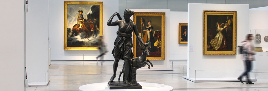 Impressionist Art Gallery